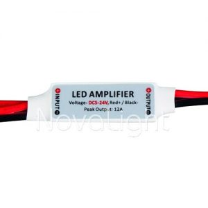 Amplificador LED de un solo color