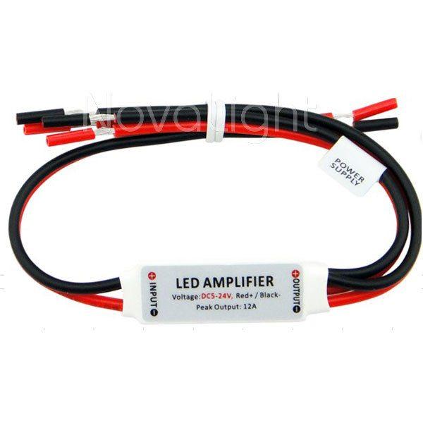 Amplificador tiras LED Unicolor Portada