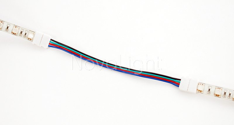 Tramo de Cable Junta para unir tiras RGB