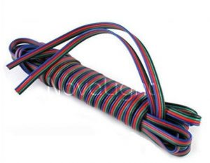Cable RGB 4 Polos Portada