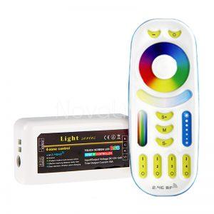 Controlador LED RGB Tactil Portada
