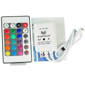 Controlador RGB Audioritmico Musical Portada