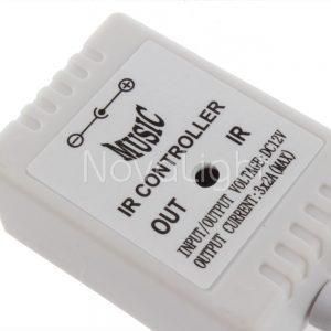 Controlador RGB Audioritmico Musical Detalle sensor