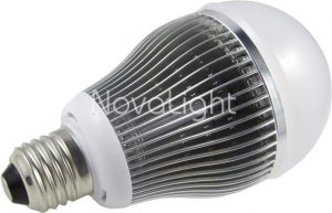 Foco LED 12w Blanco Puro Lateral 2