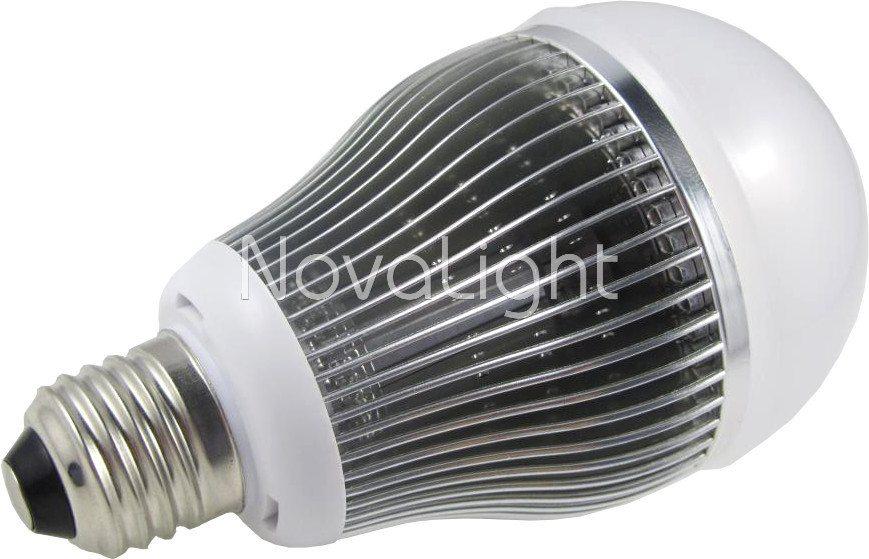 Foco LED 12w Blanco Puro Lateral 2