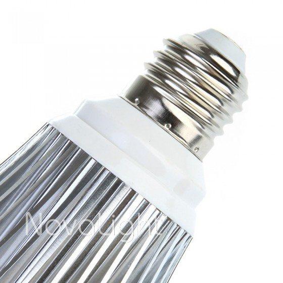 Foco LED 12w Blanco Puro Base