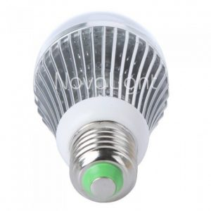 Foco LED 12w Blanco Puro Detalle Socket