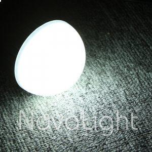 Foco LED 12w Blanco Puro Grado de iluminación