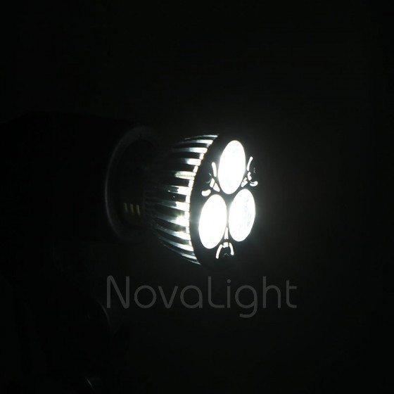 Foco LED 3w GU10 Blanco Iluminación