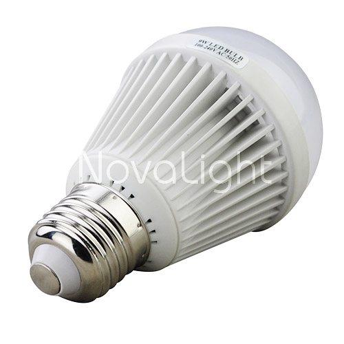 Foco LED 9w Blanco Puro Lateral