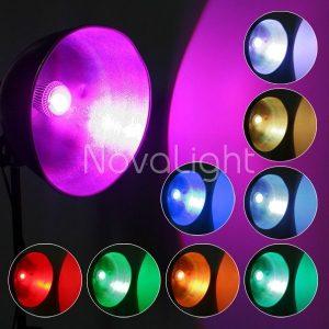 Foco LED RGB 10w Colores