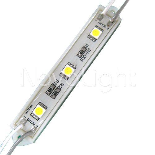 Modulo 3 LED Unicolor Portada