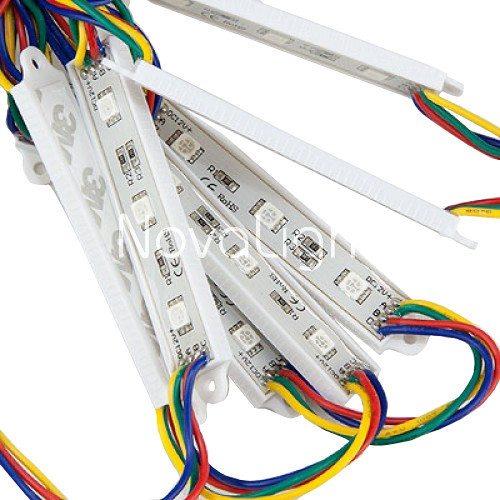 Modulos LED RGB para iluminar letreros, fachadas, autos y otros