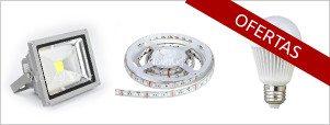 Ofertas y precios especiales en productos LED