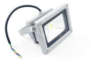 Reflector LED Blanco 10w Frontal