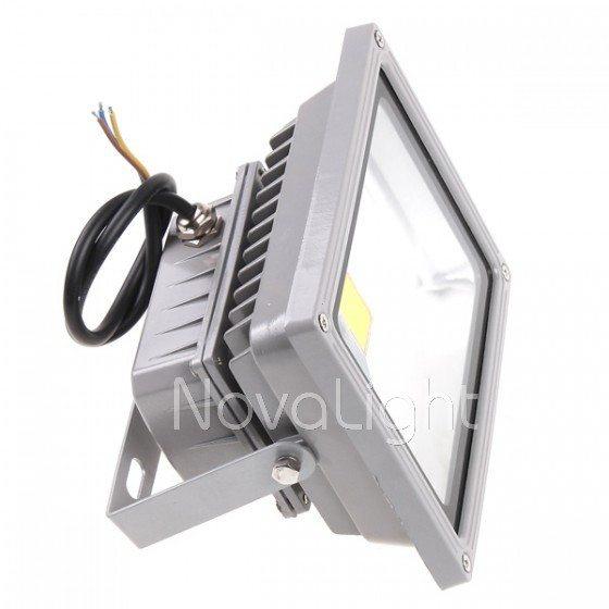 Reflector LED Blanco 20w Frontal 2