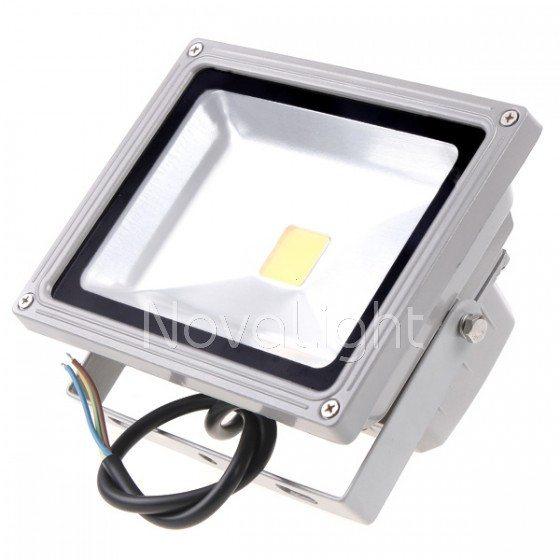 Reflector LED Blanco 20w Frontal 4