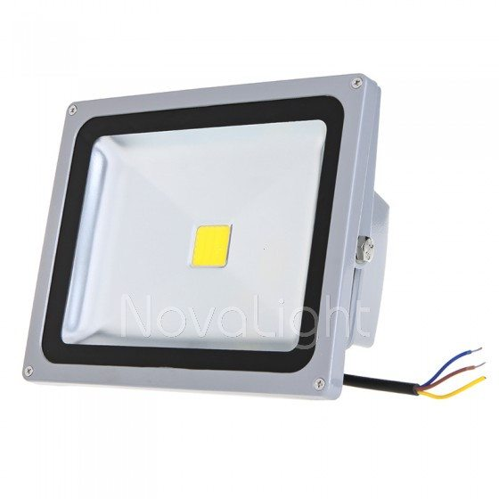 Reflector LED Blanco 30w Portada