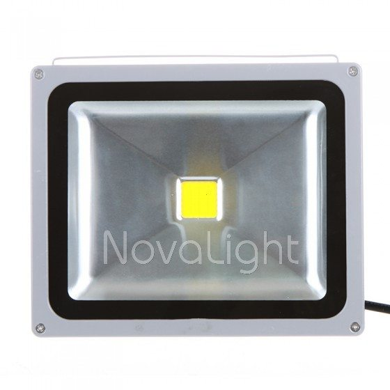 Reflector LED Blanco 30w Frontal