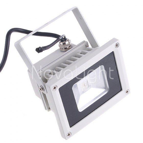 Reflector LED RGB 10w Frontal 2