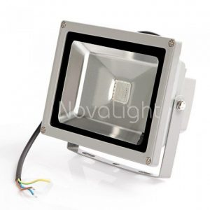 Reflector LED RGB 20w Frontal 2