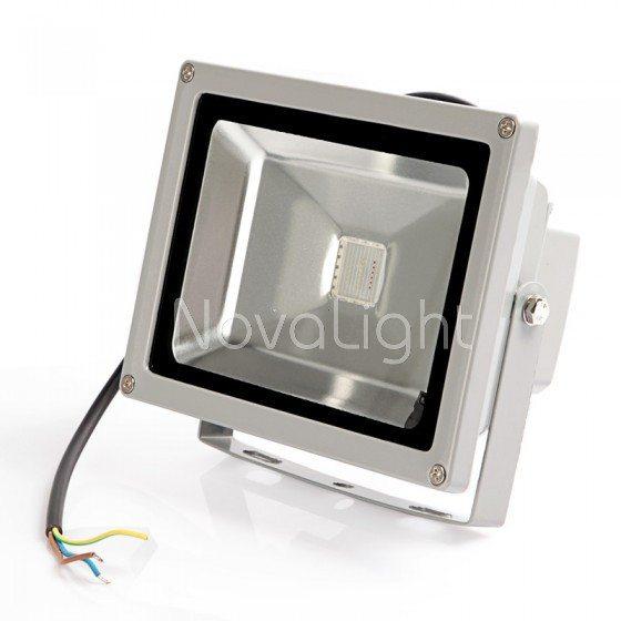 Reflector LED RGB 20w Frontal 2