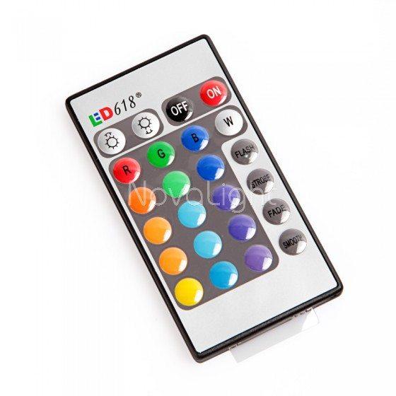 Reflector LED RGB 20w Control Remoto