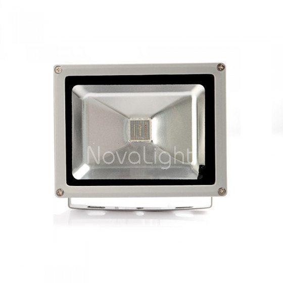 Reflector LED RGB 20w Frontal 3
