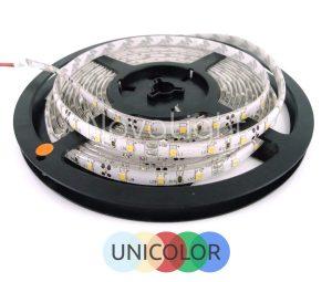 Tira con 300 LED 3528 Monocromática Potada