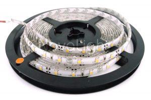 Tira con 300 LED monocromatica carrete o rollo