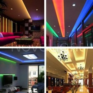Aplicaciones y usos de las tira LED 5050 RGB