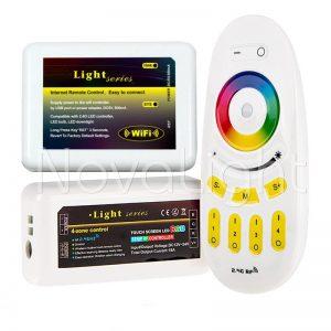 Conexión de controlador RGB Wifi con tira LED RGB