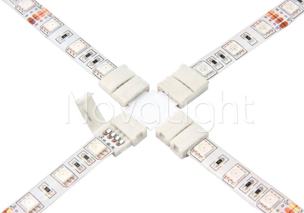 Conecta multiples tiras en un solo punto