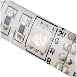 Detalle del chip SMD 5050, alta luminosidad y variedad de colores
