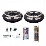 Kit completo de Tira LED RGB 10 mt (600 LED 5050)