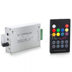 Controlador Audiortimico para tiras LED RGB Musical