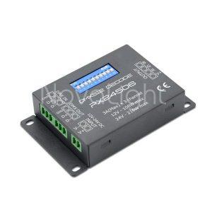 Decodificador o convertidor para sistemas DMX a LED de 3 canales