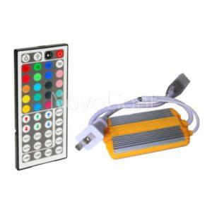 Controlador IR RGB Mangueras Alto Voltaje 120v 44 Botones