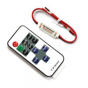Controlador para tiras LED monocromaticas