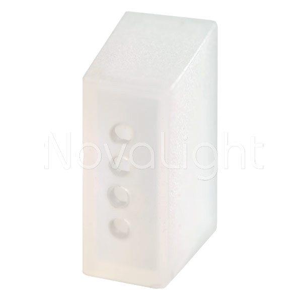 Tapa terminal de silicon para tiras LED