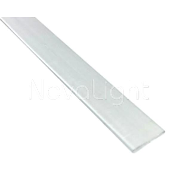 Bal 001 perfil de aluminio para tiras led base led - Tiras de aluminio ...