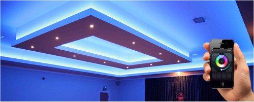 Sistemas de Control LED Unicos y por DMX