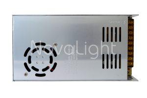 Fuente 500W 12v, ventilacion activa con ventilador