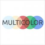 Para LED RGB Multicolor