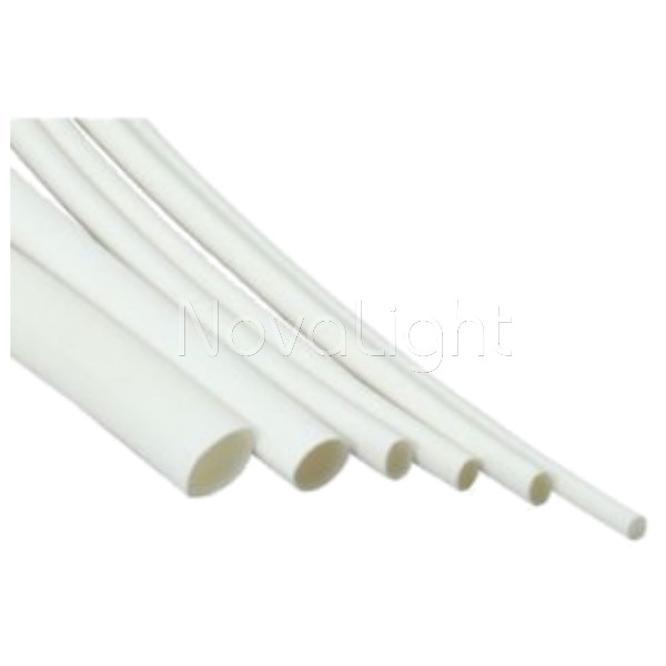 Thermofit Blanco Tubo Termoretractil