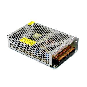Fuente de Poder LED 24v 6.25A 150W - CCTV Transformador Eliminador