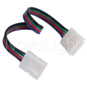 Cable para acoplar tiras RGB
