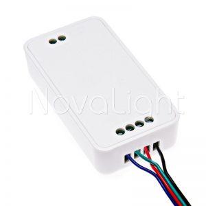 Controlador LED RGB Tactil Conexión con tira RGB