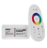 Controladores para LED RGB y Monocromaticos