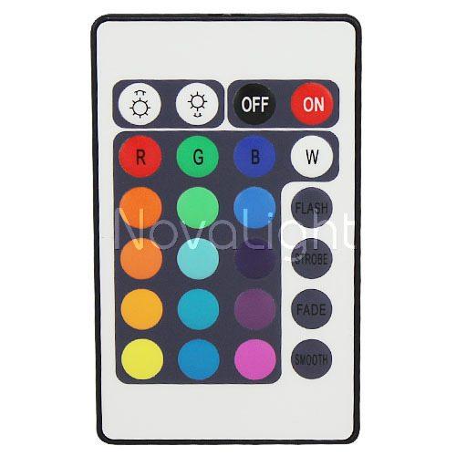 Controlador RGB de 25 botones Detalle del control